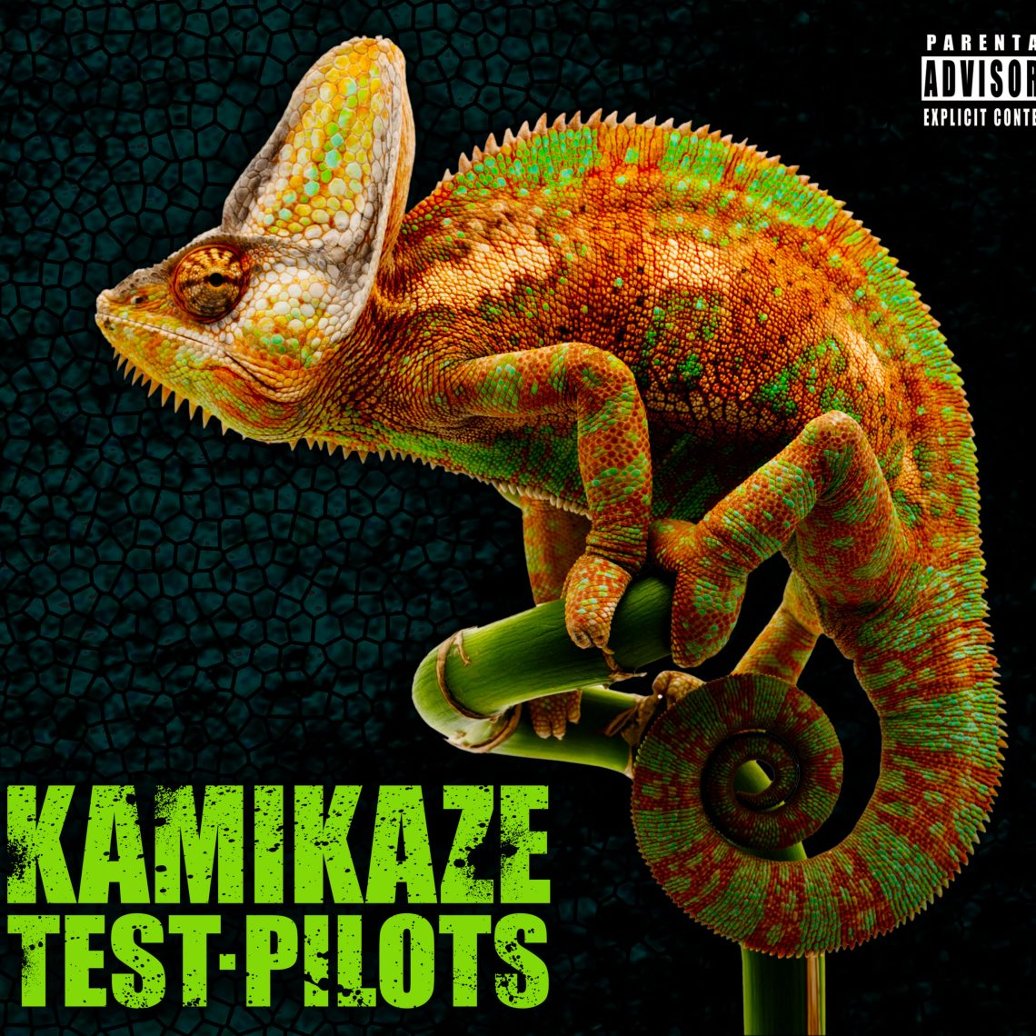 Kamikaze Test Pilots announce their exciting new album