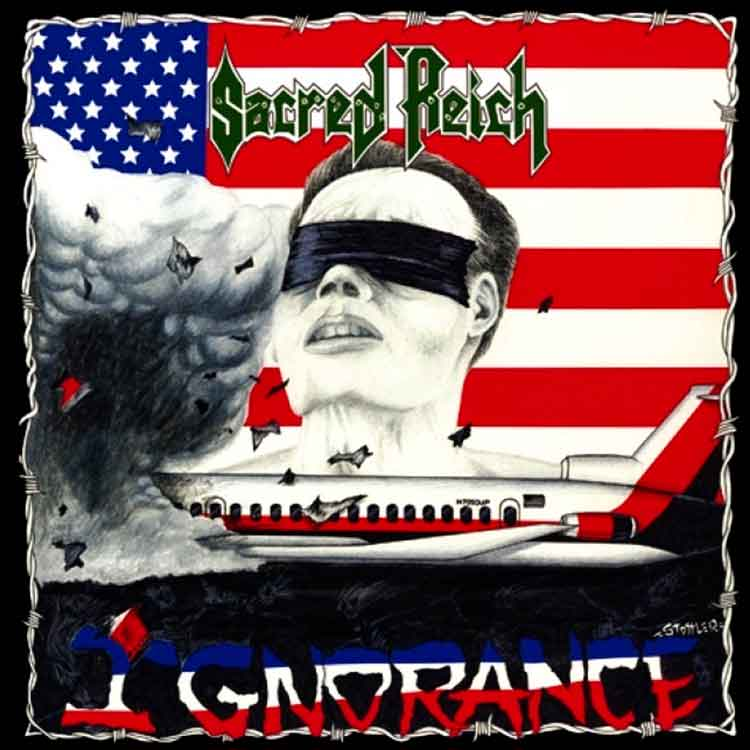 Sacred Reich 'Ignorance' 30th Anniversary Tour – Byzantine Support