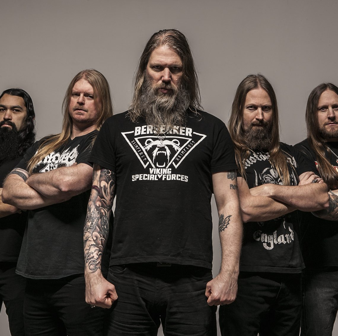 AMON AMARTH announce fan screening + live Q&A in London for new concert film, release new live video