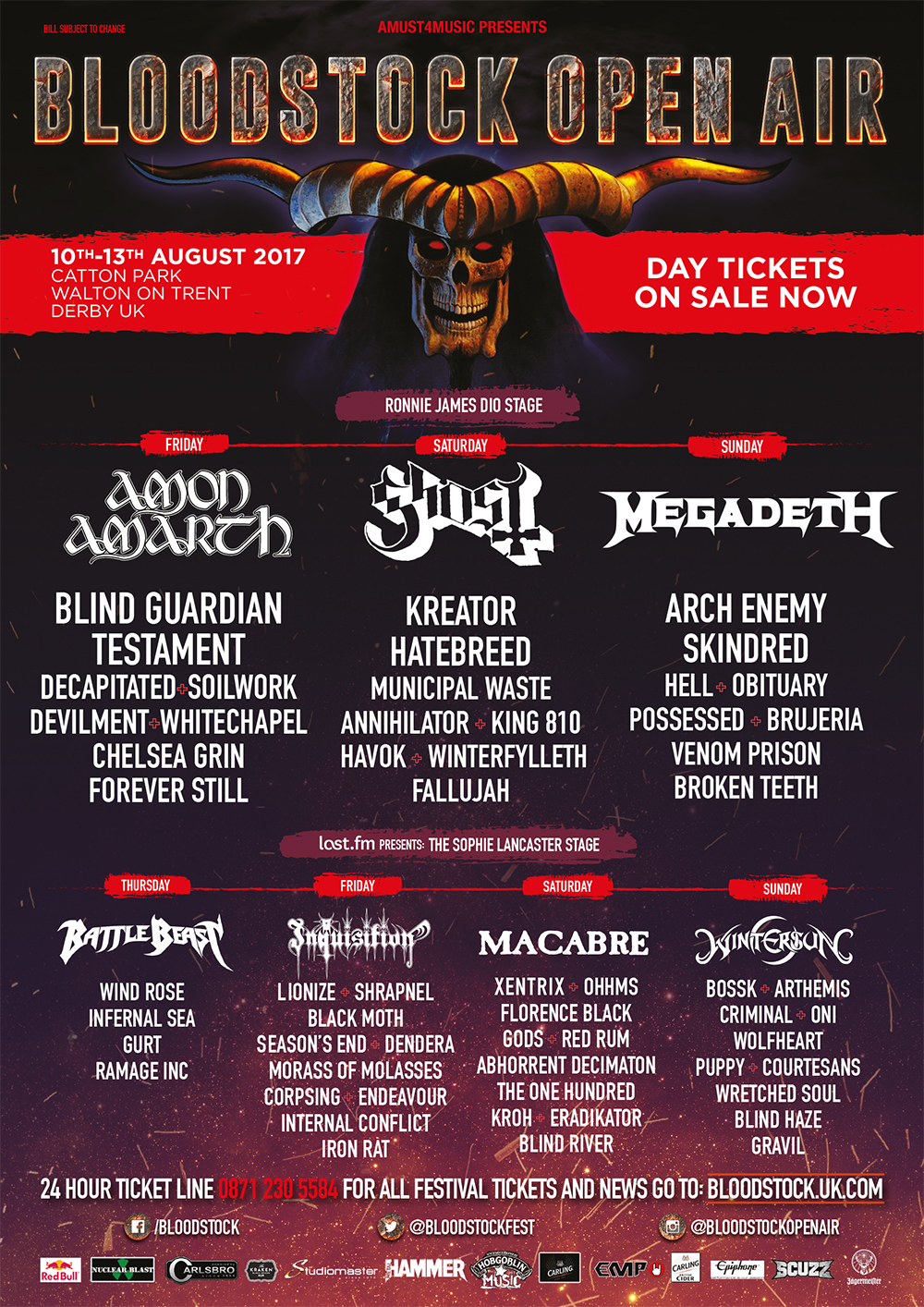 Bloodstock Festival 2017 – Final Thoughts