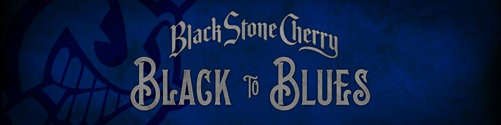 New BLACK STONE CHERRY EP – Black To Blues