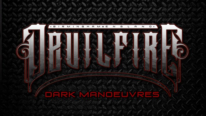 DEVILFIRE TO RELEASE DEBUT ALBUM  'DARK MANOUEVRES' 6TH OCTOBER