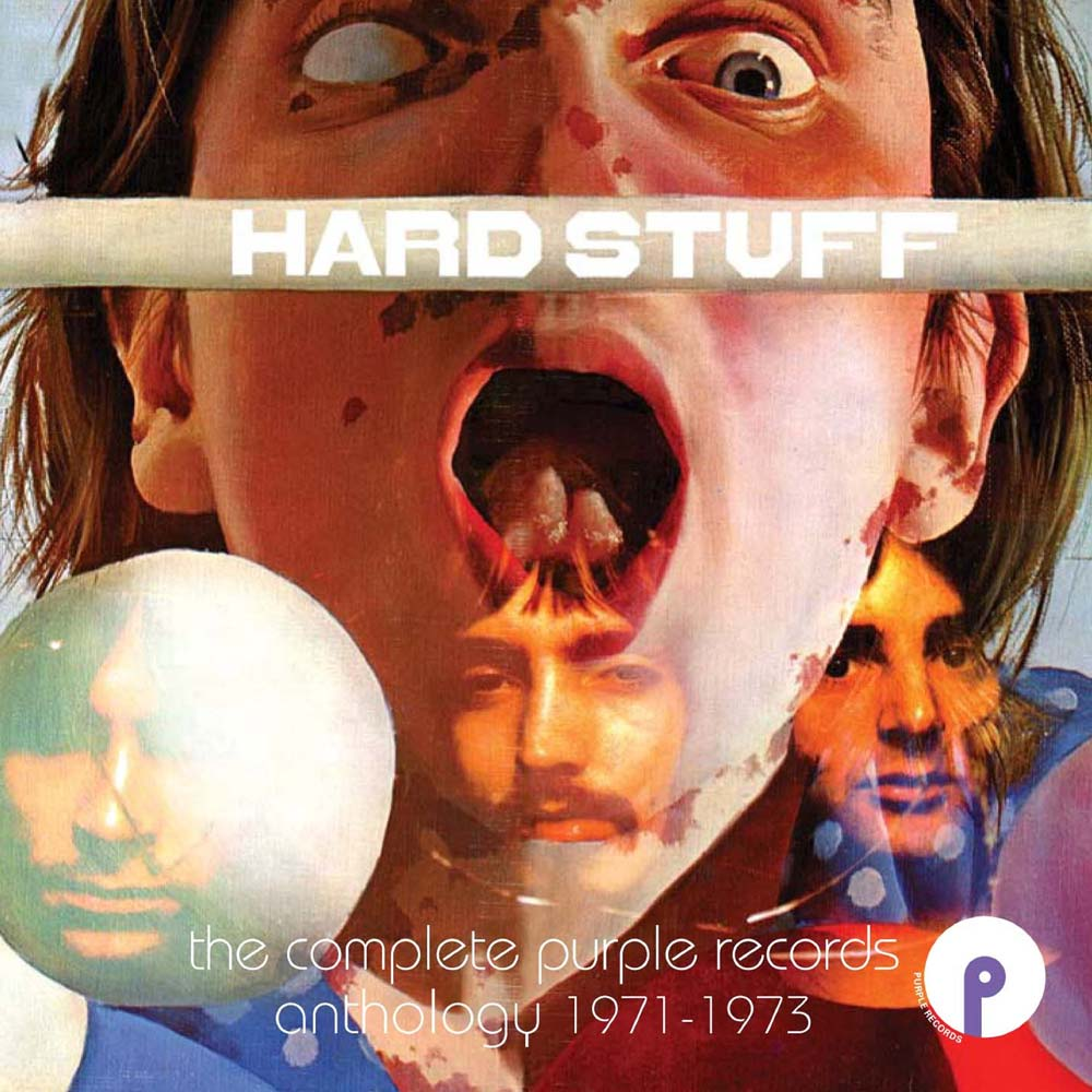 Hard Stuff: The Complete Purple Records Anthology 1971-1973