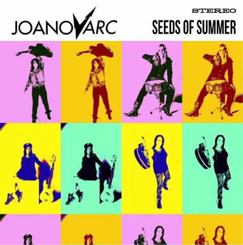 """JOANovARC  release limited edition Seeds Of Summer 7"""" & unveil brand new video"""
