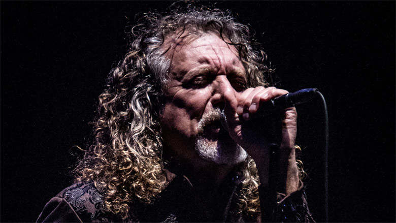 Robert Plant announces 11th studio album 'Carry Fire' and 14-date UK tour
