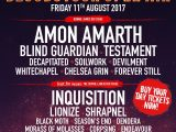 Bloodstock 2017 Friday