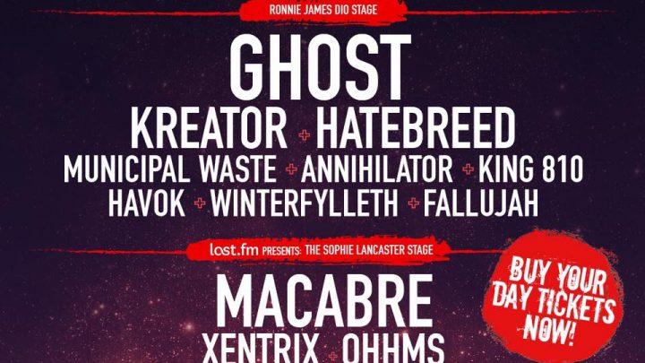 Bloodstock Festival 2017 Review – Saturday