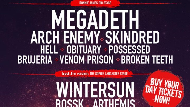 Bloodstock Festival 2017 Review – Sunday