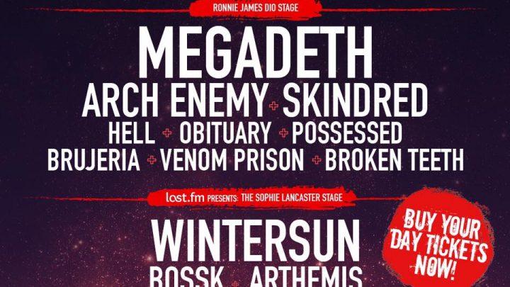 Bloodstock Festival 2017 Review – Sunday