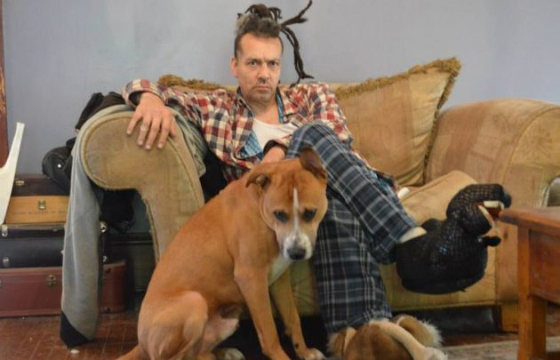 """Chuck Mosley–ex-Faith No More/Bad Brains/Cement–Announces North American Dates of """"Reintroduce Yourself Tour""""!"""