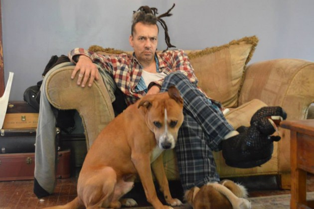 "Chuck Mosley–ex-Faith No More/Bad Brains/Cement–Announces North American Dates of ""Reintroduce Yourself Tour""!"