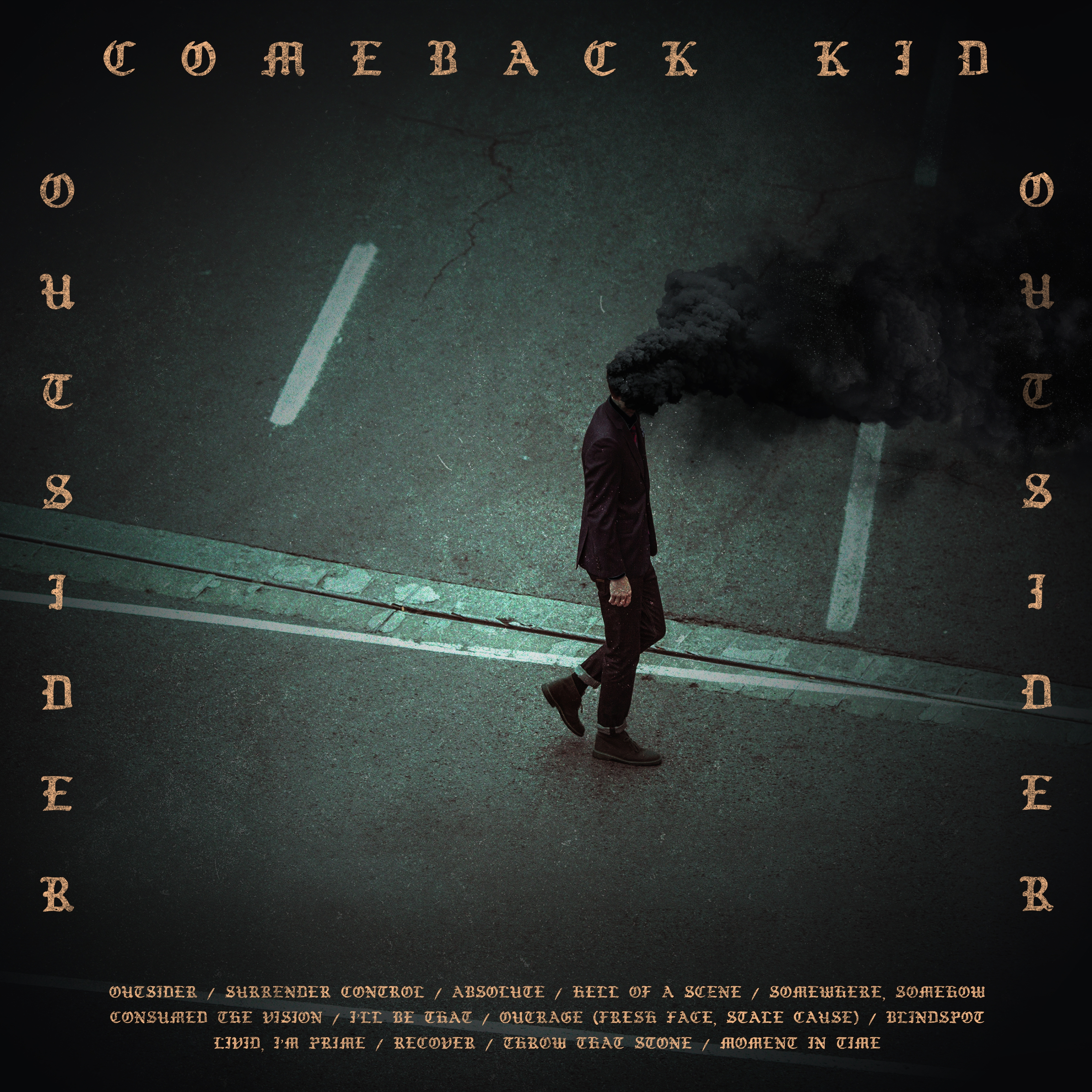 Comeback Kid – Outsider