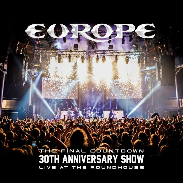 Europe – The Final Countdown – 30th Anniversary Show CD & DVD