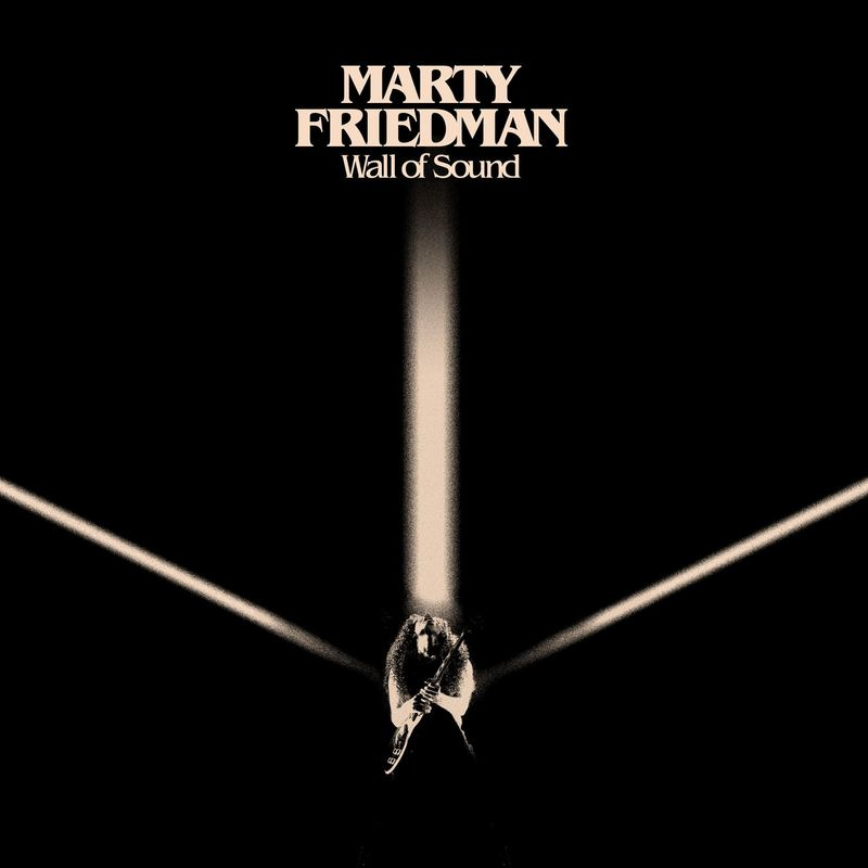 Marty Friedman – Wall of Sound