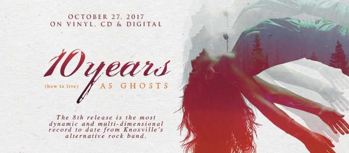 10 YEARS  RELEASE OFFICIAL VIDEO FOR 'NOVACAINE'
