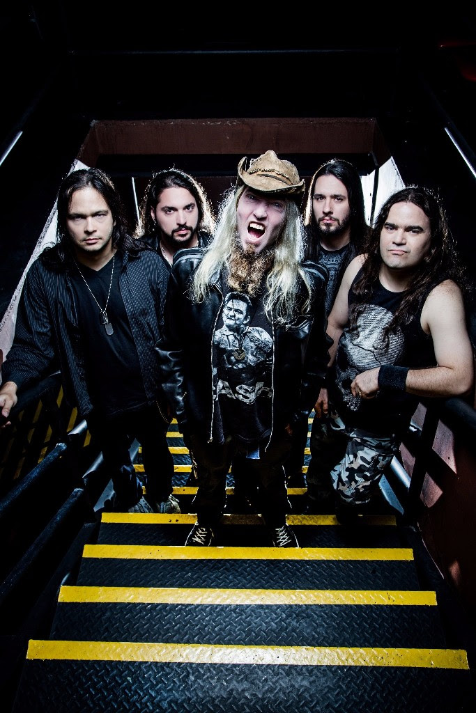 "WARREL DANE (Sanctuary, Nevermore) Announces New Album, ""Shadow Work""!"