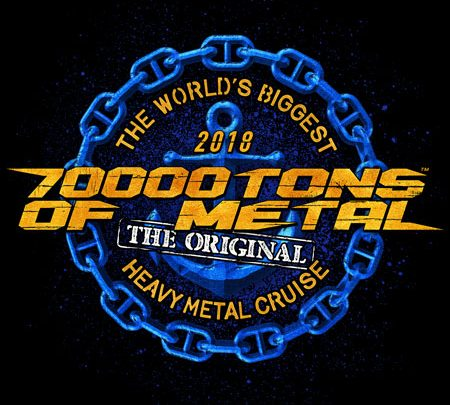 70000TONS OF METAL™ Announce Public Sales Date for February 2018 Festival