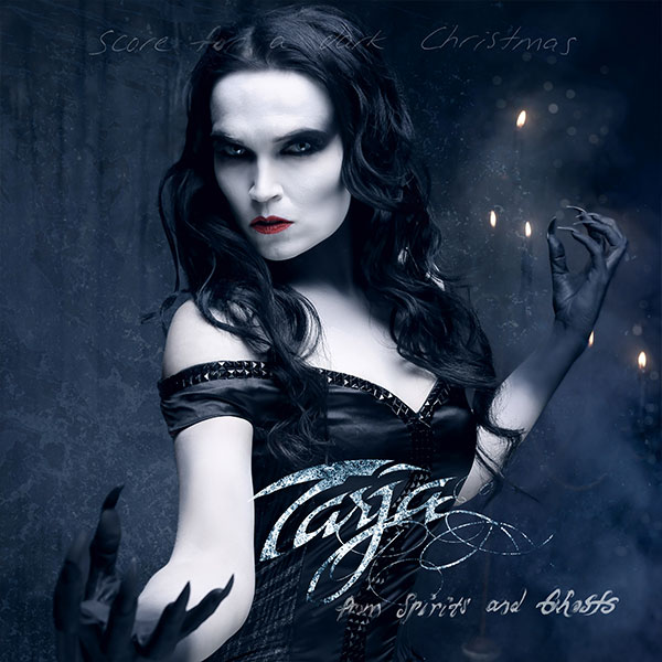 """TARJA RELEASES WINTER ALBUM """"FROM SPIRITS AND GHOSTS (SCORE FOR A DARK CHRISTMAS)""""ON NOVEMBER 17, 2017 ON earMUSIC."""