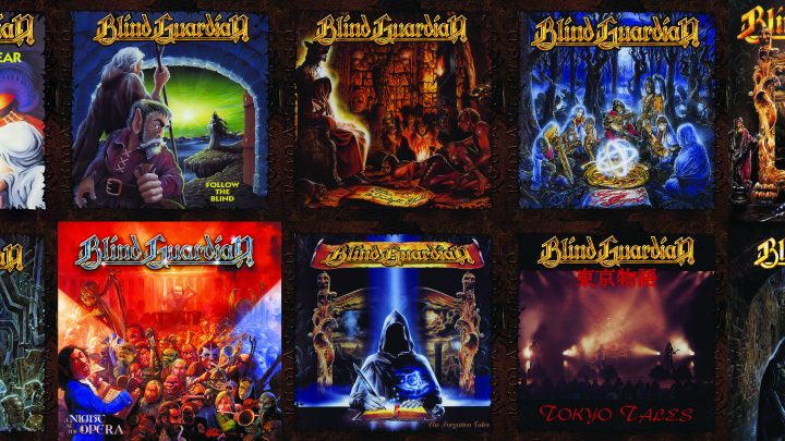 Blind Guardian – Reissues