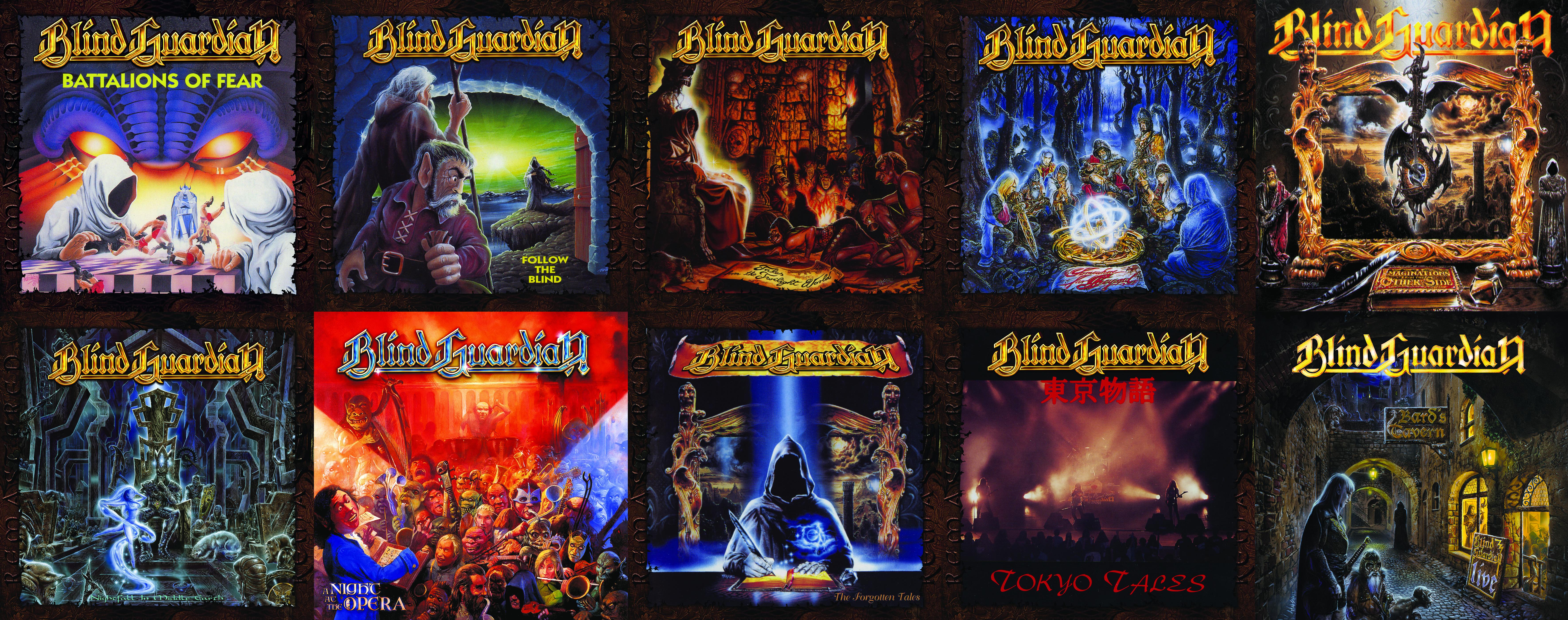 Blind Guardian – Reissues