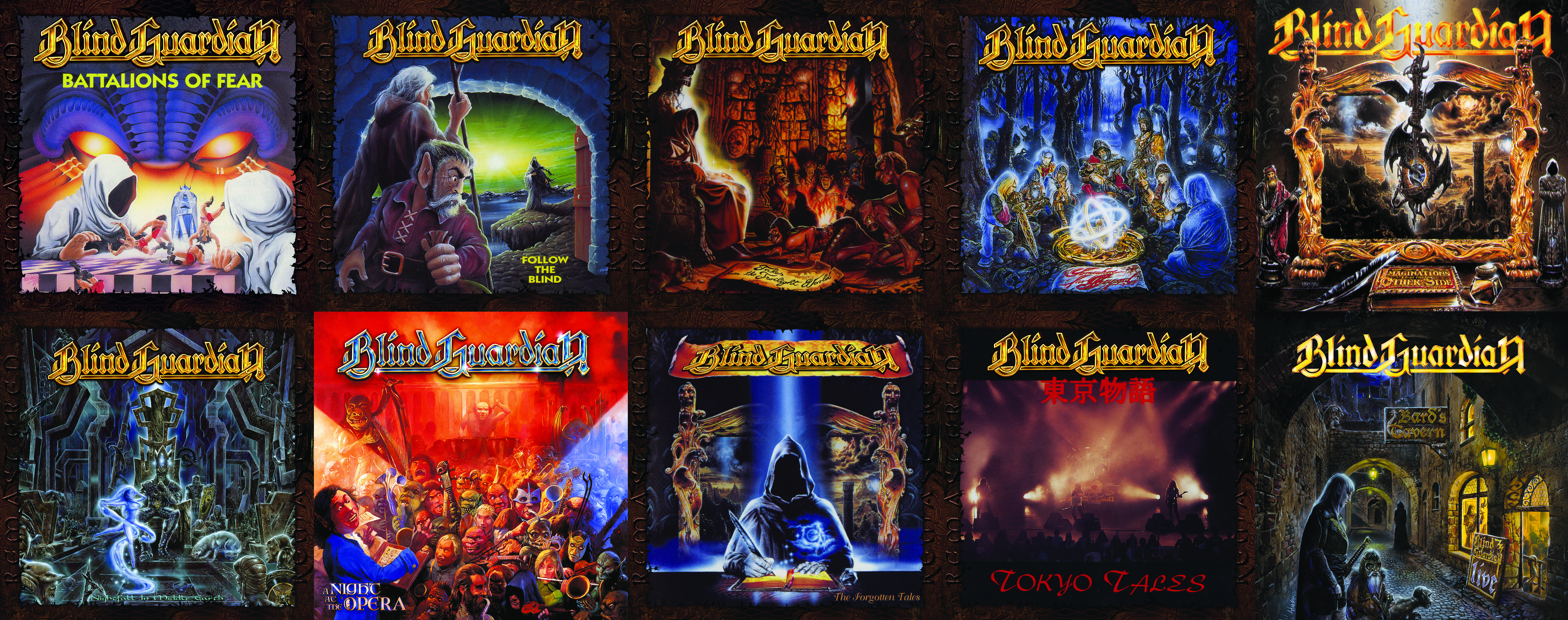 Blind Guardian - Reissues | All About The Rock