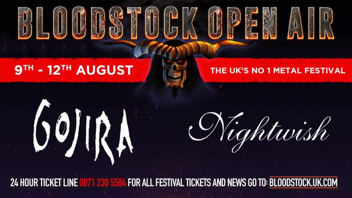 BLOODSTOCK 2018 Serpents Lair VIP tickets to go on sale