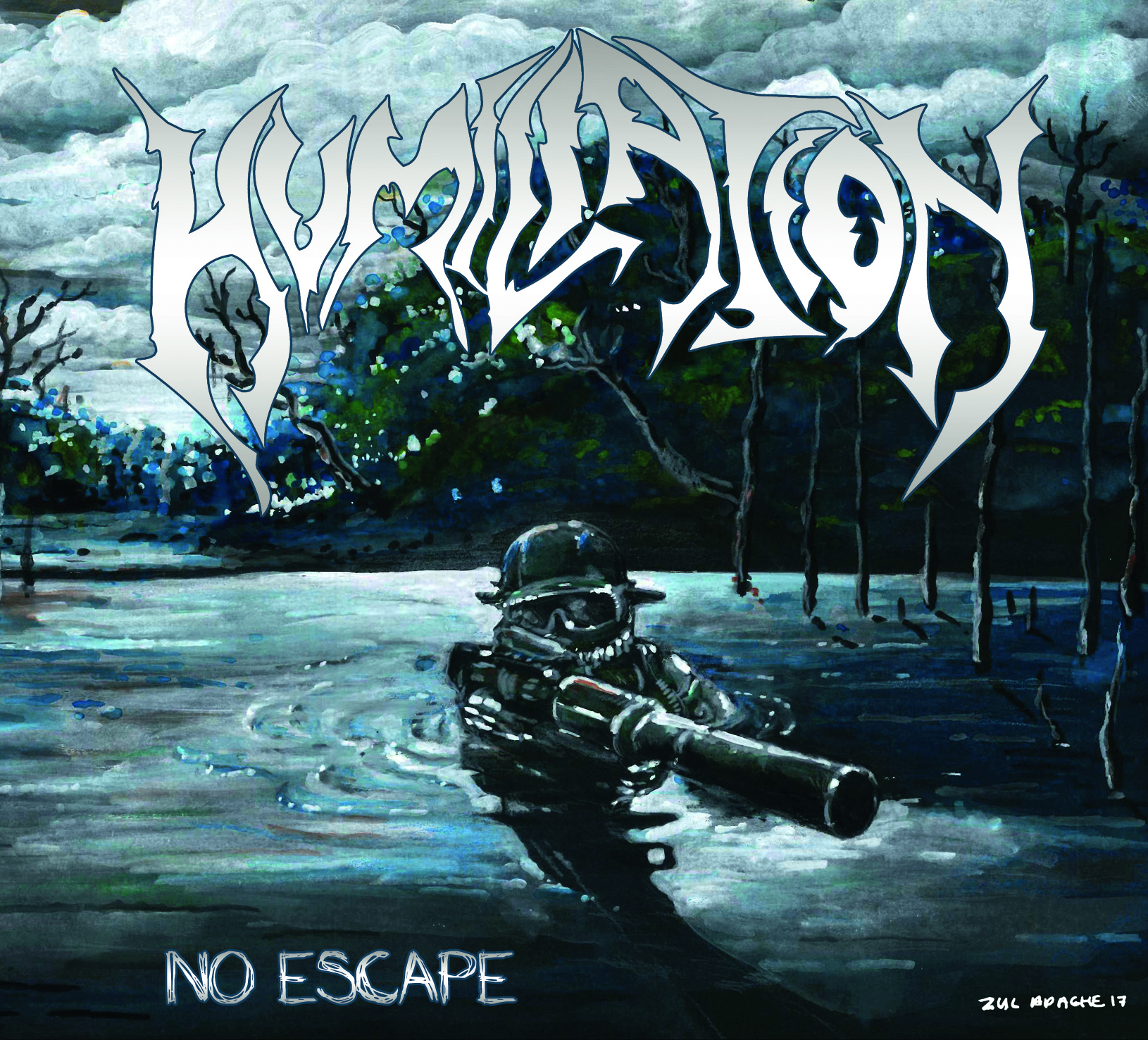 Humiliation – No Escape