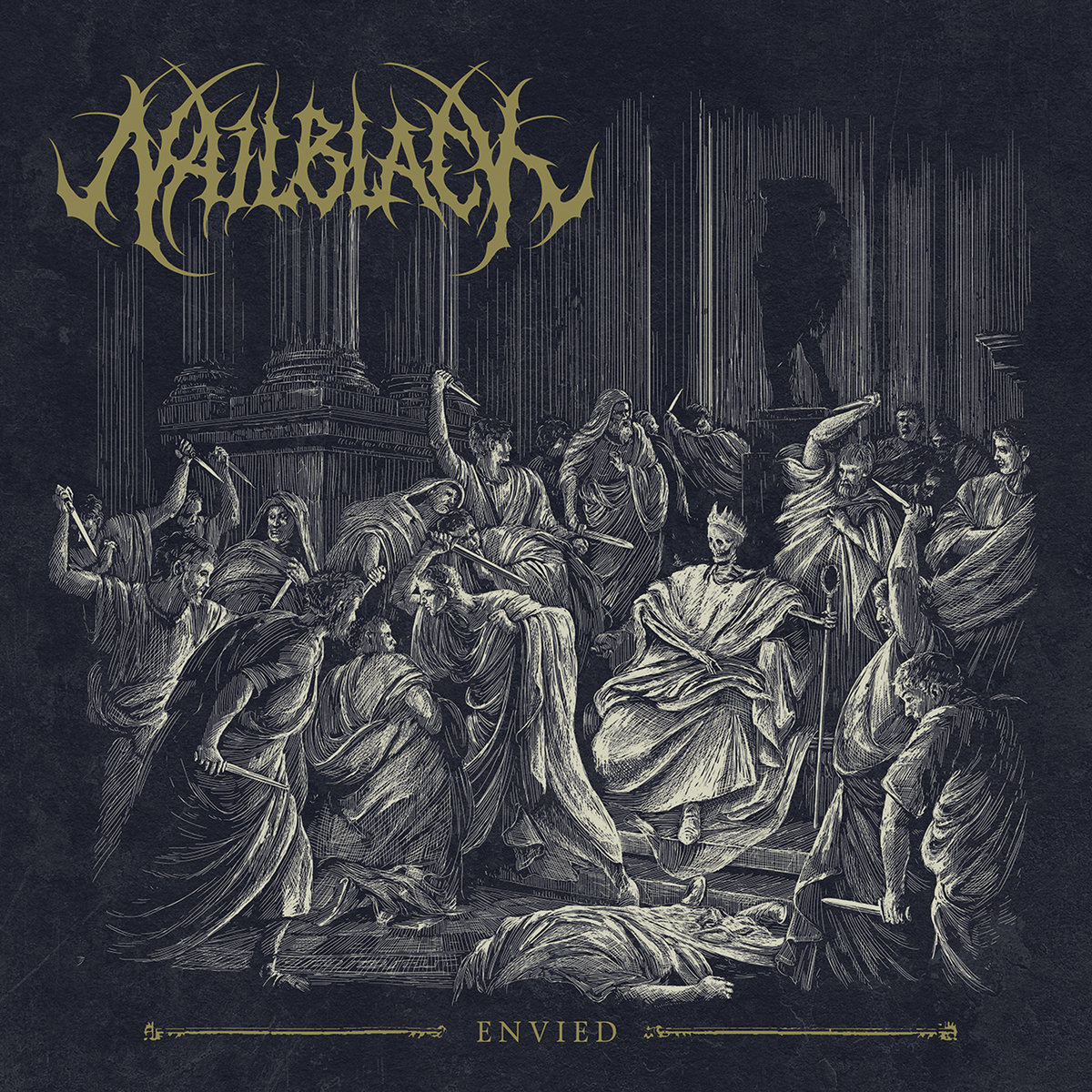 Nailblack – Envied Album Review