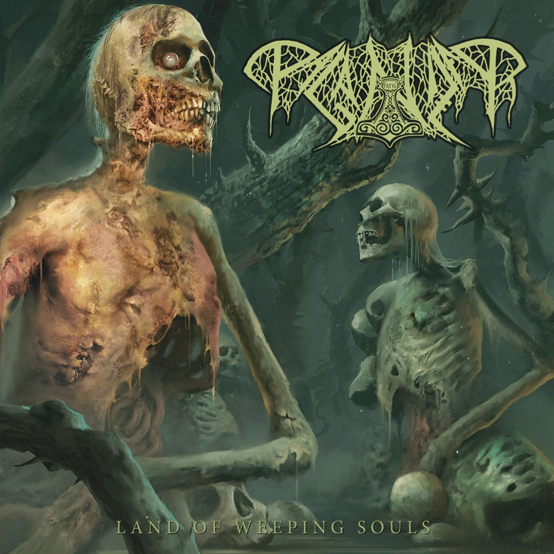 Paganizer – Land of Weeping Souls Album Review