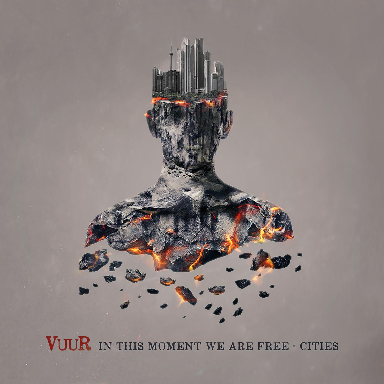 Anneke van Giersbergen's VUUR launch video for new single 'My Champion – Berlin'