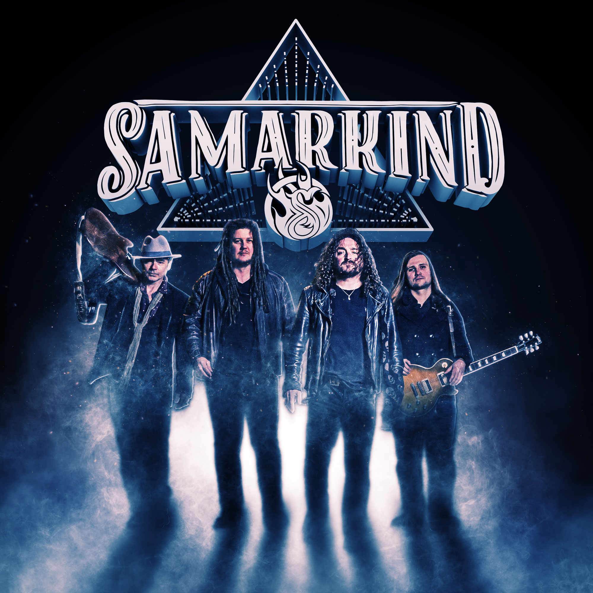 Samarkind Fire and Blood (new single)
