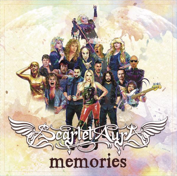 Scarlet Aura – Memories