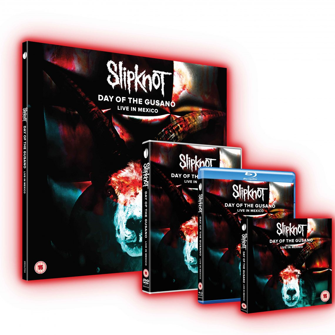 SLIPKNOT reveal 'Day of the Gusano' DVD, inc. deluxe packages