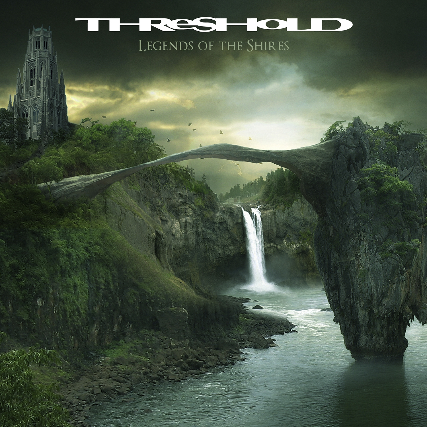 Threshold- Legends Of The Shire