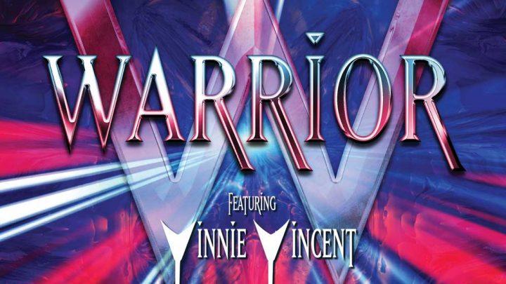 WARRIOR – WARRIOR: FEATURING VINNIE VINCENT, JIMMY WALDO, GARY SHEA, HIRSH GARDNER
