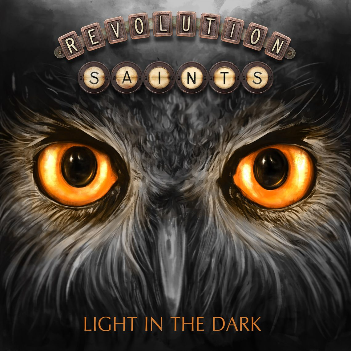 """REVOLUTION SAINTS  ANNOUNCE HIGHLY ANTICIPATED SECOND ALBUM: """"LIGHT IN THE DARK"""" OUT OCTOBER 13TH ON FRONTIERS MUSIC SRL"""