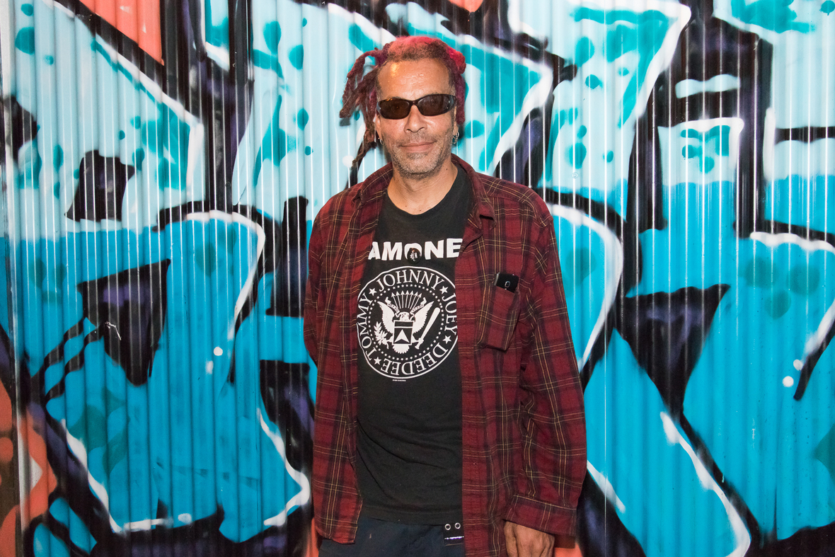 """Chuck Mosley – ex-Faith No More/Bad Brains/Cement – Announce Fall Dates for """"Reintroduce Yourself 2017 Tour""""!"""