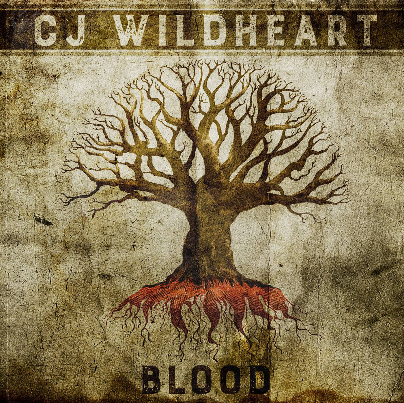 CJ WILDHEART – BLOOD