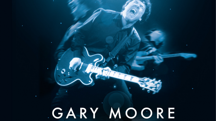 'Blues and Beyond', a remarkable collection of Gary Moore's powerful and emotive blues studio recordings is released on 24th November 2017