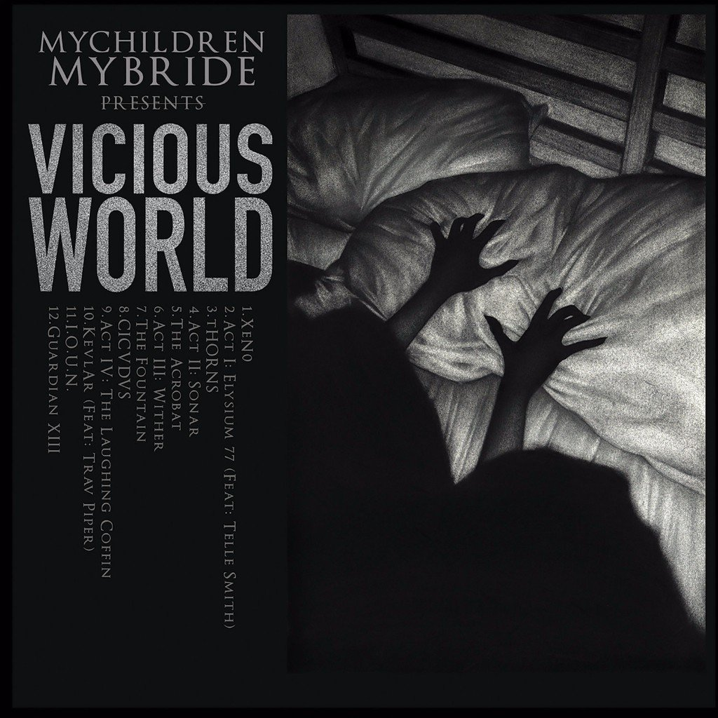 MyChildren MyBride – Vicious World Album Review