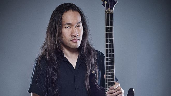 Interview Herman Li – Dragonforce – Sound Control – Manchester 08/10/2017