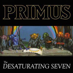 Primus - The Desaturating Seven