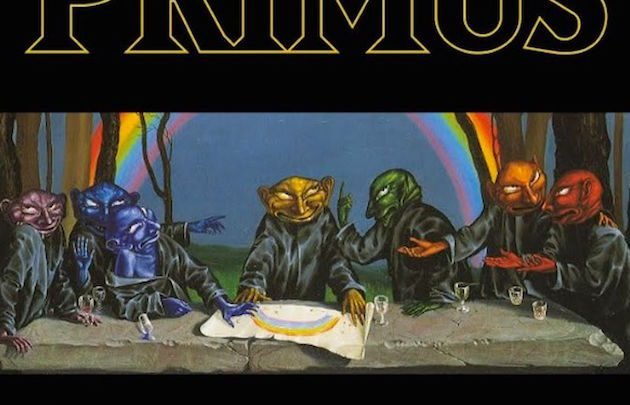PRIMUS – THE DESATURATING SEVEN ALBUM REVIEW