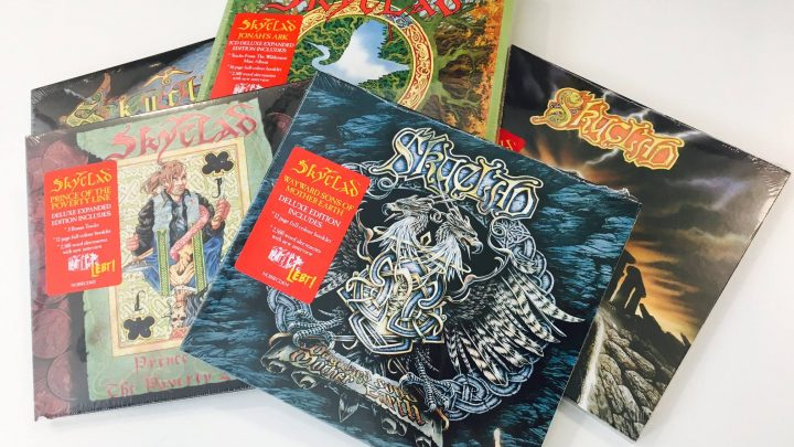 Skyclad – Noise Records re-issues