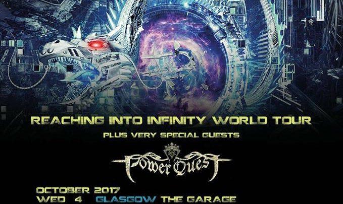Power Quest & Dragonforce – Sound Control – Manchester 08/10/2017