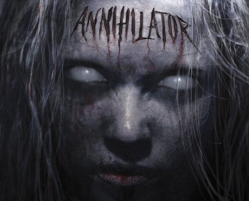 """ANNIHILATOR – NEW ALBUM """"FOR THE DEMENTED"""" OUT ON NOVEMBER 3rd – PRE ORDERS AVAILABLE NOW!!"""