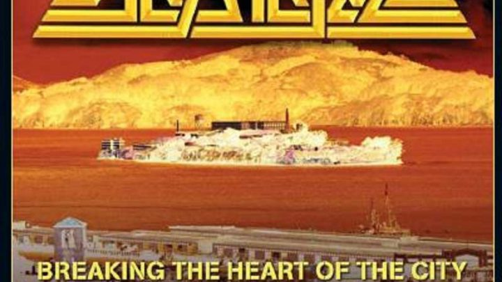 ALCATRAZZ – BREAKING THE HEART OF THE CITY: THE VERY BEST OF ALCATRAZZ 1983-1986