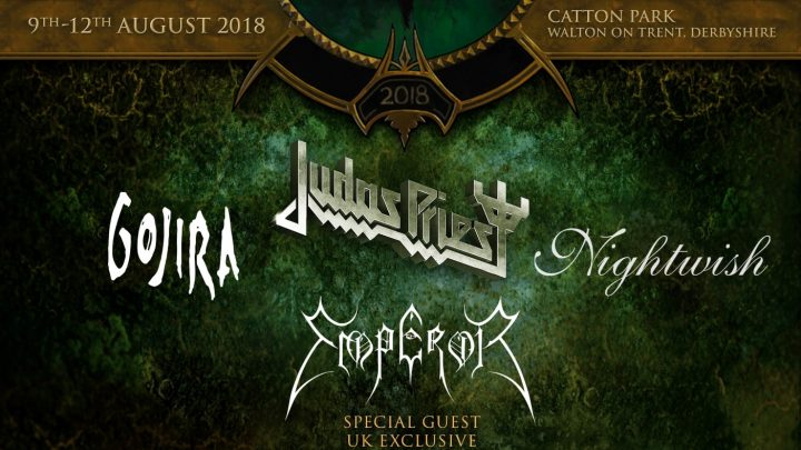 BLOODSTOCK add EMPEROR, DEVILDRIVER, and NAILS to 2018!