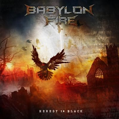 Babylon Fire Album Launch with support from Vice and Prognosis – Friday 13th October 2017 at Rebellion Bar, Manchester.