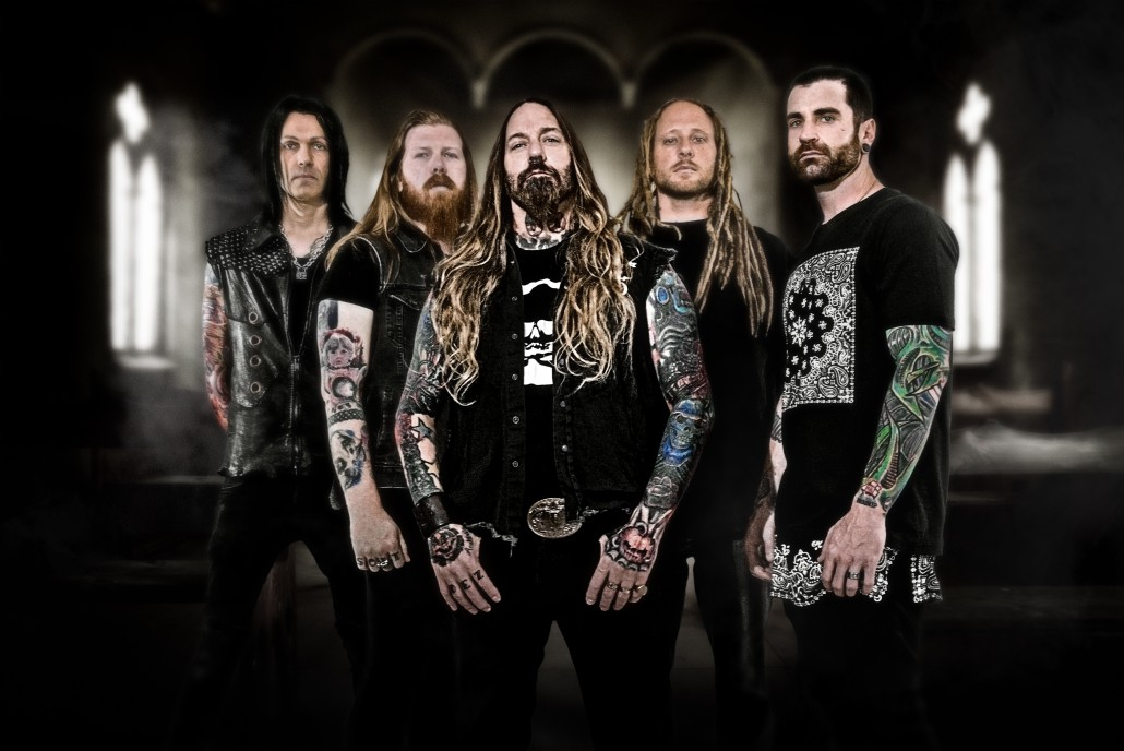 DEVILDRIVER reveal 'Country Heroes' video